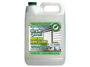 Sunshine Maker  Simple Green 1 Gallon Simple Green House & Siding Cleaner  18201 - Pack of 4