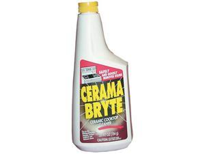 Cerama Bryte 20928-2 Ceramic Cooktop Cleaner