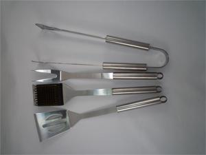 Ragalta USA RBQ-3021 4pc Stainless Steel BBQ Set