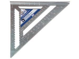 Empire Level 272-3990 12 Inch Heavy Duty Magnum Rafter Square With Manual