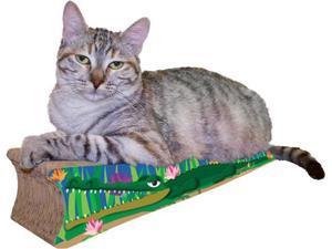 Imperial Cat 00128 Small Caiman Cat Scratcher