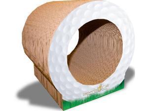 Imperial Cat 01020 Golf Ball Cat Scratcher