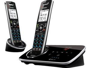 2 handset with TAD-CID with link to cell
