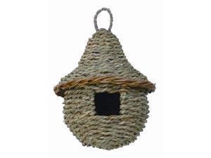 "TDI N257 7""H Round Seagrass Nesting Bag"