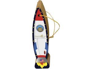 Imperial Cat 01011 Rocket Ship Hanging Cat Scratcher
