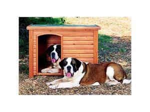 Precision Pet 2701-2MEDIUM Extreme Log Cabin - Medium - 45.5 x 26.5 x 27.5 Inch