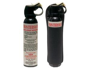 Security Equipment 371371 9.17 Oz. Bear Spray with Wand Holster