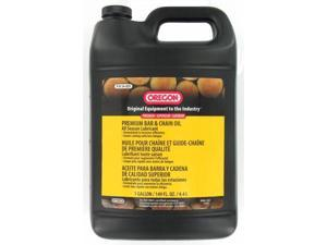 Oregon Chain 1 Gallon Chain Saw Bar & Chain Oil  54-059 - Pack of 4