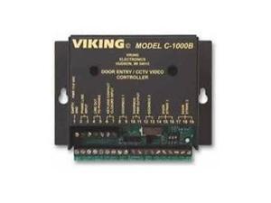 Viking Electronics C1000B Controller Door Entry CCTV Video