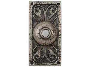Craftmade Traditional Surface Mount Doorbell - Antique Pewter - PB3037-AP