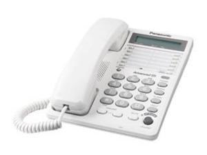 Panasonic KX-TS108WH Feature Phone with Speakerphon