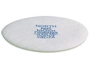 North Safety 068-7506N95 N95 Non Oil Particulatefilter 10-Bag