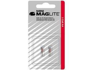 Mag Instrument Replacement Flashlight Bulbs For Mini Mag AA  LM2A001