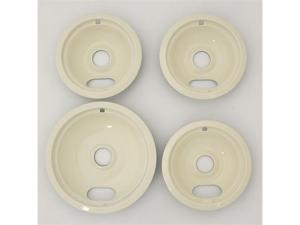 Range Kleen P300A Style G - Almond Porcelain Round 8.25-Inch