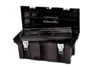 Rubbermaid Commercial 640-7802-00-BLA 26 Inch Tool Box