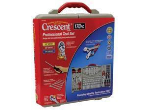 Cooper Hand Tools 181-CTK170CMP 170 Piece Mechanics Toolset Closed Case