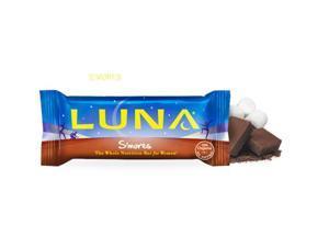 Clif 30811 Organic S'mores Luna Bar