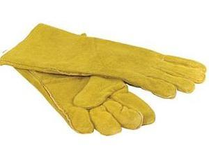 Uniflame 203445 One Size Fits All Leather Gloves