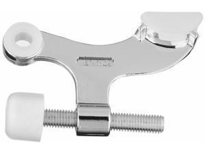 Stanley Hardware Bright Chromium Hinge Pin Door Stops  766327