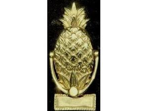 Mayer Mill Brass - PKS-1 - Small Pineapple Door Knocker