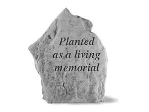 Kay Berry- Inc. 89020 Planted As A Living Memorial - Memorial - 9 Inches x 8.75 Inches