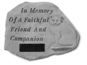 Kay Berry 51020 In memory of a Faithful-Cat