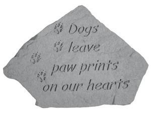 Kay Berry 09507 Dogs Leave Paw...with Paw Prints