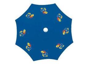 Seasonal Designs CTU157 Collegiate Patio Umbrella Kansas