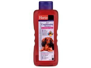 Hartz 18 Oz Living Groomers Best Shampoo & Conditioner  For Dog  95068