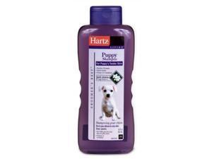 Hartz 18 Oz Living Groomers Best Puppy Shampoo  95064