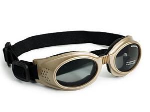 Doggles Originalz Large Chrome Frames / Smoke Lenses - DGORLG16