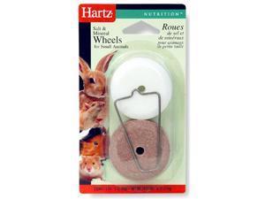 Hartz 6 Oz Salt Wheel Combo Pack  29154