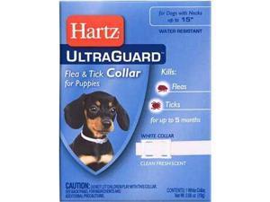 Hartz Mountain Corp. DHZ80478 Ultraguard Flea And Tick Puppy Collar 15in