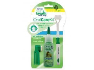 Tropiclean Fresh Breath Oral Care Kit, Medium/Large - 001299