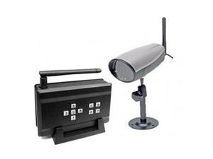 Q-See Digital Wireless Securitycamera And Receiver