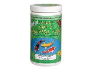 Ecological Labs 14.5 Oz Koi Legacy Fruits & Greens  MLLFGSM - Pack of 12