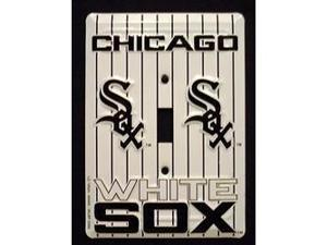 Chicago White Sox Light Switch Covers (single) Plates LS10024