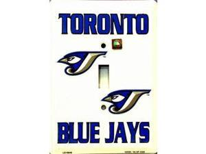 Toronto Blue Jays Light Switch Covers (single) Plates LS10045