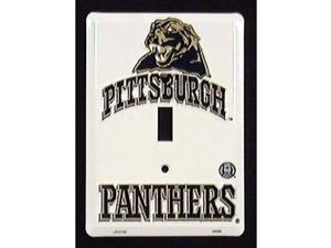 Pittsburgh Panthers Light Switch Covers (single) Plates LS10152