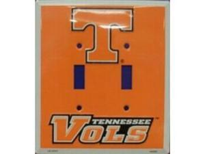 Tennessee TVols Volunteers Light Switch Covers (double) Plates LS12002