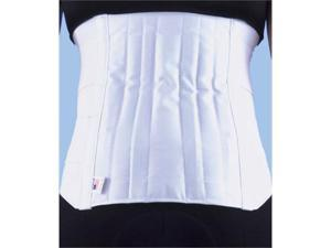 """ITA-MED Improved Extra Strong Lower Back Support (12"""" Wide) - X-Large"""