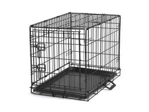 Pet Pals ZW919 48 17 Easy Crate Xlg Black
