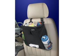 Talus Highroad PS2-BLACKBLK Puff  n Stuff hanging car litterbag with tissue dispenser