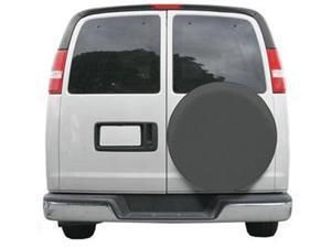 Classic Accessories 80-088-141001-00 Custom Fit Spare Tire Cover