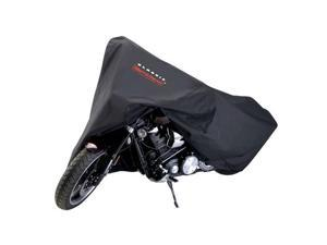 Classic Accessories 73887 MotoGear Deluxe Motorcycle Cover - Black
