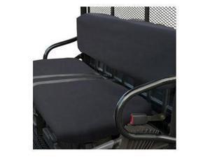 Classic Accessories 18-033-010401-00 - UTV Seat Covers For Kawasaki Mule - Black