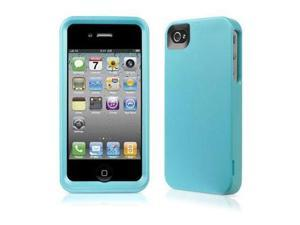Contour Design 01840-0 HardSkin Hard Case for iPhone 4 - Turquoise