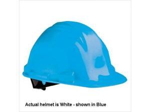 North Safety 068-A59010000 A-Safe White Safety Capw-Rain Trou