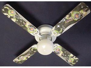 Ceiling Fan Designers 42FAN-DIS-BL Buzz Lightyear Ceiling Fan 42 in.