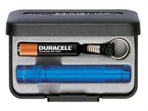 Mag k3a112 Aaa Solitaire Torch Boxed Flashlight - Blue